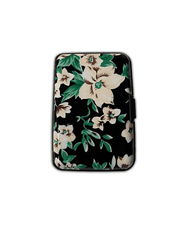 Porta Documentos de Diseño -Flores