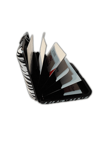 Porta Documentos de Diseño -ZigZag