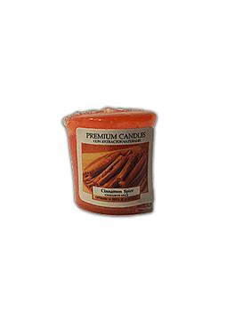 Vela Aromática Cirio Cinnamon Pequeña