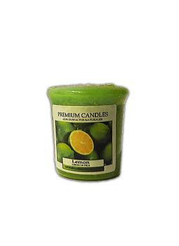 Vela Aromática Cirio Limon Pequeña
