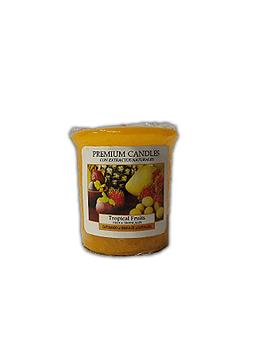 Vela Aromática Cirio Frutas Tropicales  Pequeña