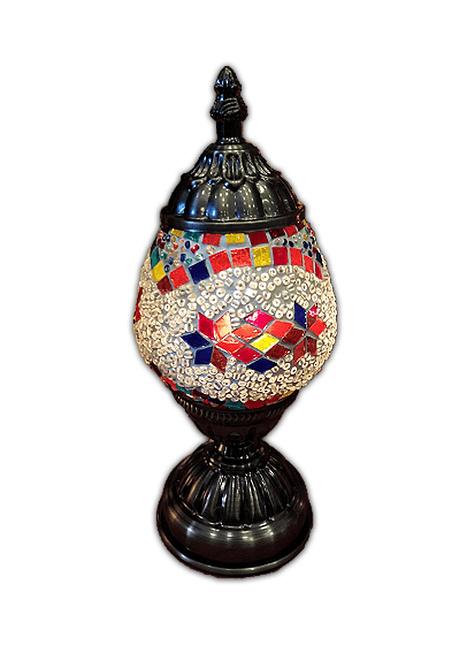 """Lámpara de Mosaico Chica 10.5"""""""""""