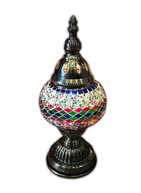 """Lámpara de Mosaico Pequeña 11"""""""