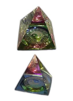 Pirámide de Cristal 5 Cm