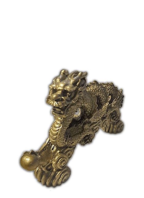 Figura Dragón Espiral Mediana