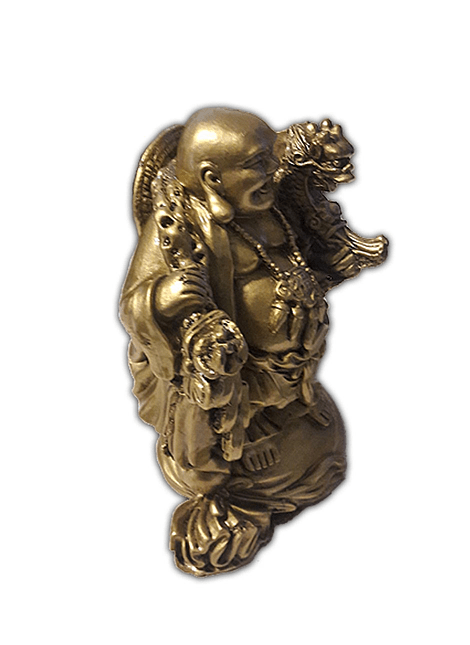 Figura de Buda Mediano