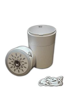 Difusor humidificador ultrasónico Gris 420ml