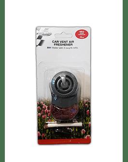 Aromatizante para Auto Grande c /filtro Fragancia Rosa