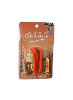 Aromatizante para Auto Transparente Fragancia Naranja