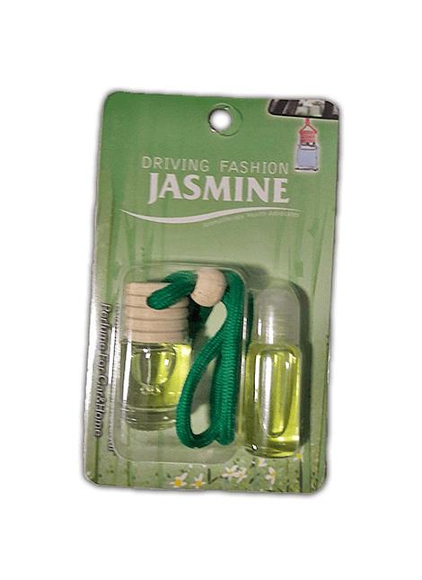 Aromatizante para Auto Transparente Fragancia Jazmin