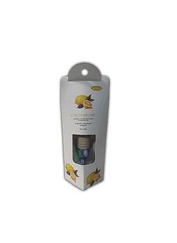 Aromatizador De Auto Con Diseño 10ml  Limon