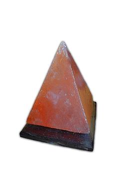 """Lampara de Sal Del Himalaya Piramide 8"""""""