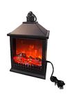 Lampara Farol Diseño Flama (Fuego) c/ Usb o Batería JI19-095