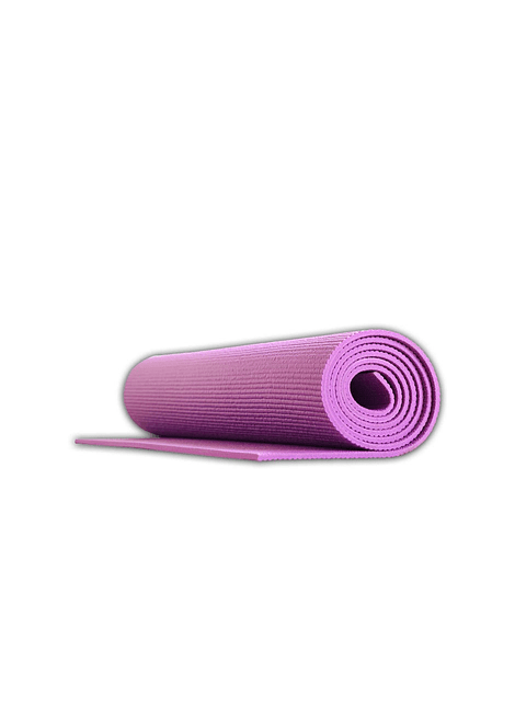 Mat de Yoga Gris 10mm