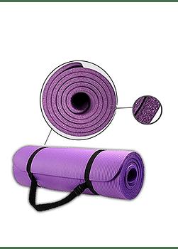 Mat de Yoga Morado 10mm