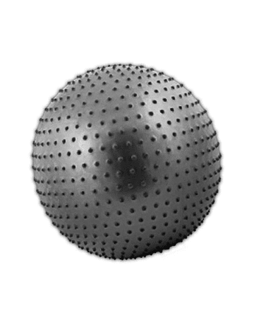 Balon Pilates Yoga Gris textura 75 CM