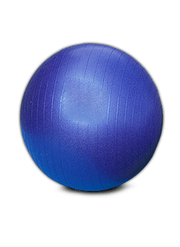 Balon Pilates Yoga 75 CM Azul