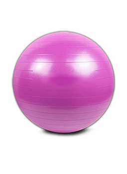 Balon Pilates Yoga 75 CM Rosado