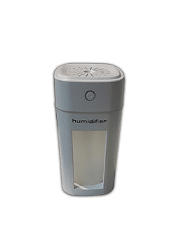 Difusor humidificador ultrasónico Cuadrado 240ml