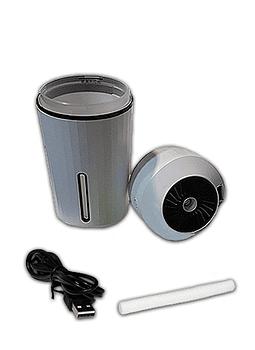 Difusor humidificador ultrasónico Blanco 320ml