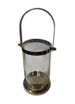 Lámpara Candelabro Vidrio Grande 23x9.5cm