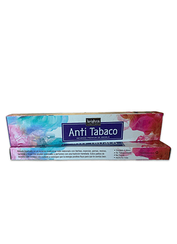Incienso Krishna Premium Anti Tabaco