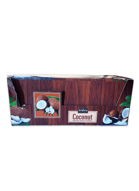 Incienso Krishna Premium Coco