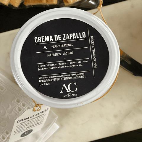 CREMA DE ZAPALLO (500 CC)