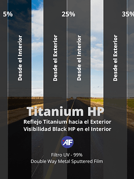 POLARIZADO TITANIUM ONE WAY