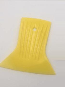 Raspador Plastico MOD 2