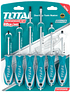 Kit Destornillador 6pc TOTAL