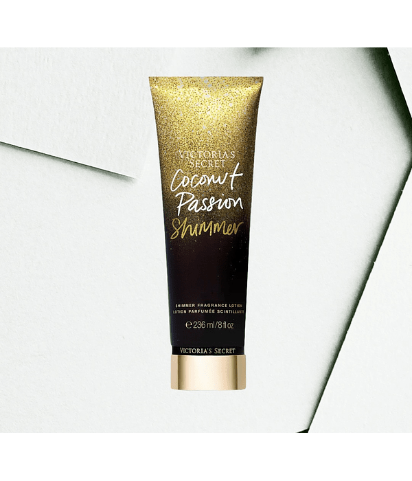 Coconut Passion Shimmer Lotion