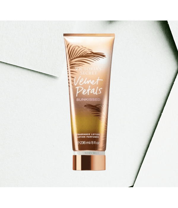 Velvet Petals Sunkissed Lotion