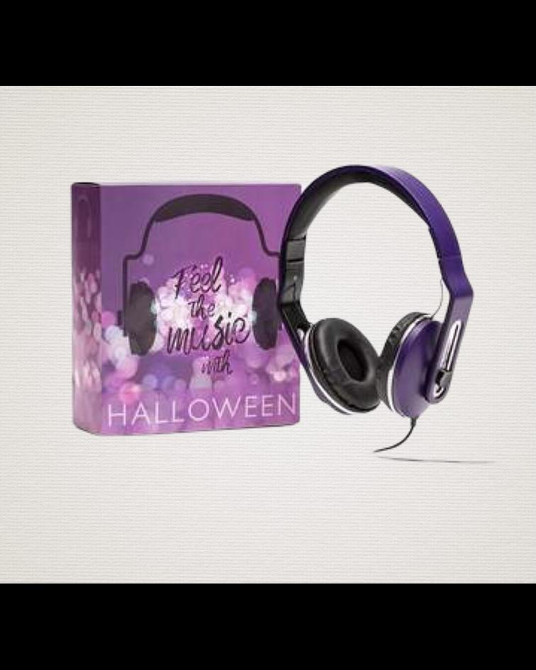 Audífonos Halloween