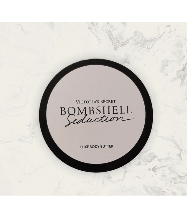 Bombshell Seduction Luxe Butter
