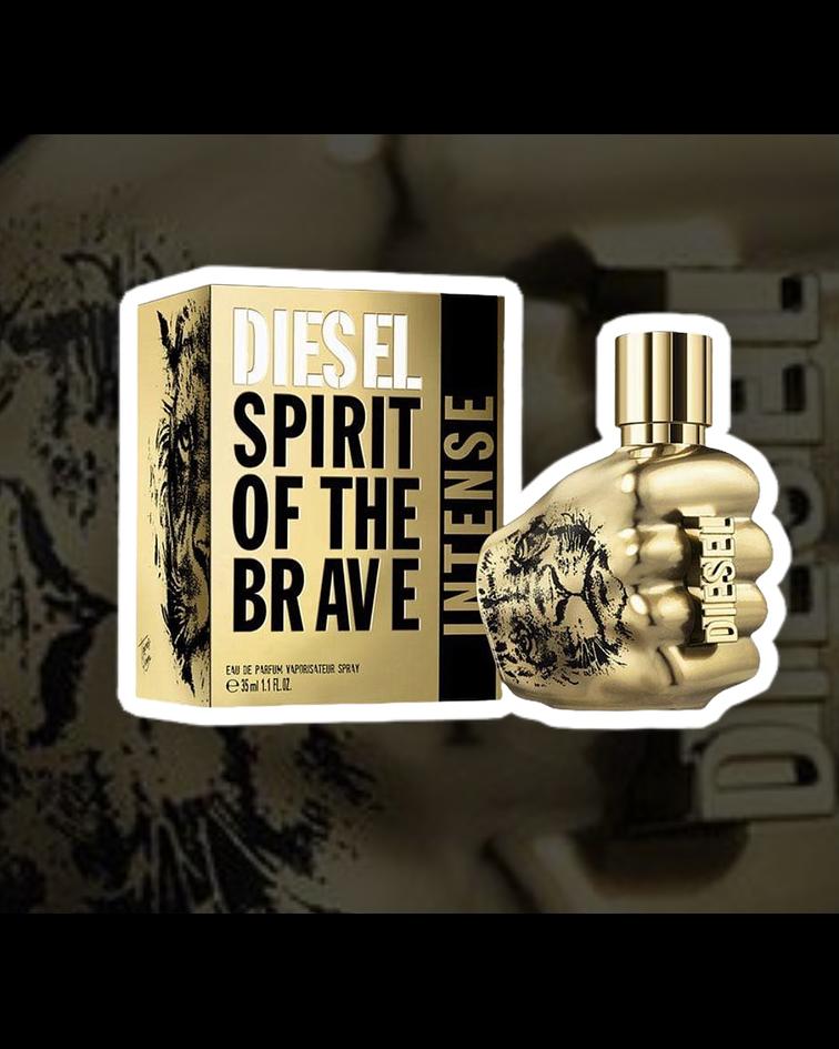 Spirit Of The Brave Intense