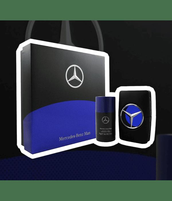Mercedes Benz Man Set (100 ml + desodorante)