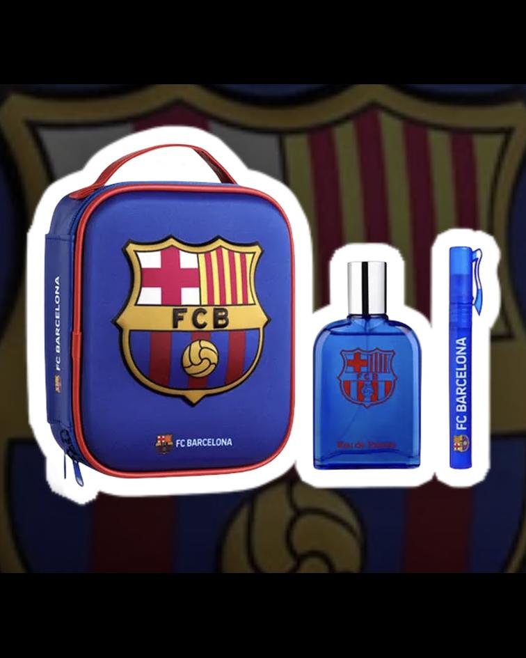 Barcelona Set (100 ml + 10 ml + neceser)