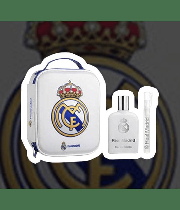 Real Madrid Set (100 ml + 10 ml + neceser)