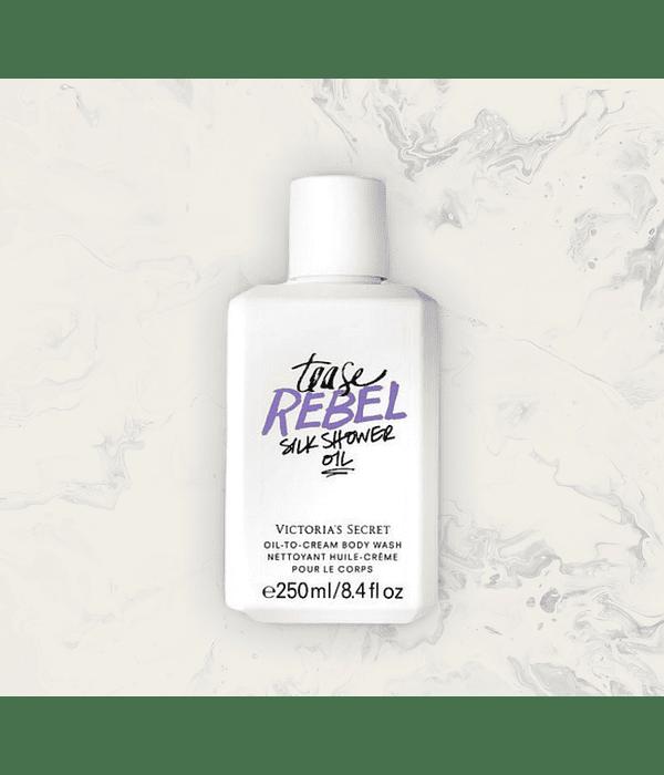 Tease Rebel Silk Shower Oil