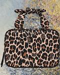 Cosmetiquero de viaje Leopardo