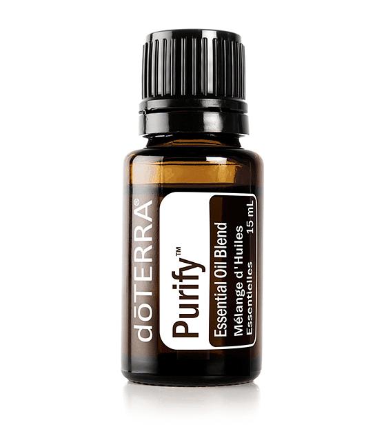 Óleo Essencial Purify - 15 ml | Mistura Refrescante