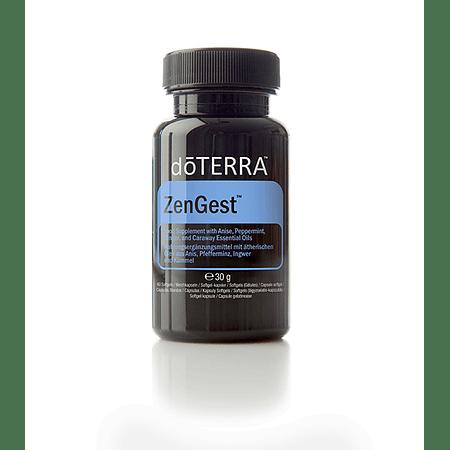 Cápsulas ZenGest | Mistura Digestiva