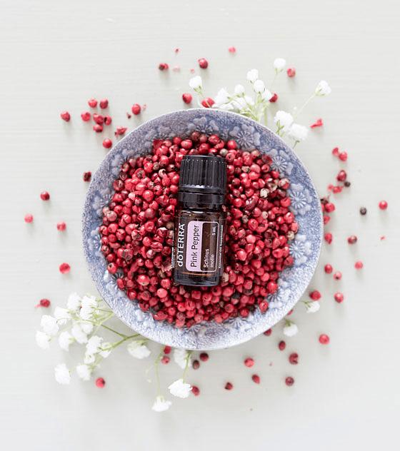 Óleo Essencial Pink Pepper (Pimenta Rosa) - 5 ml