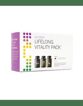 LifeLong Vitality Pack | Vitalidade Diária (vegan)