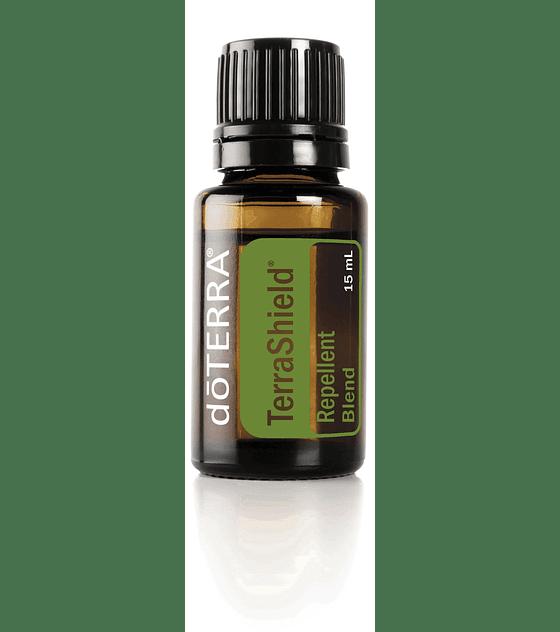 Óleo Essencial TerraShield - 15 ml   Mistura Repelente