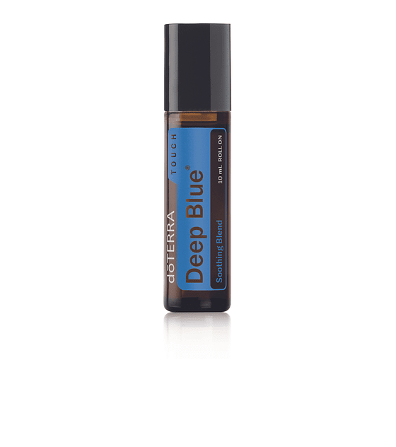 Óleo Essencial Deep Blue Touch Roll-On - 10 ml