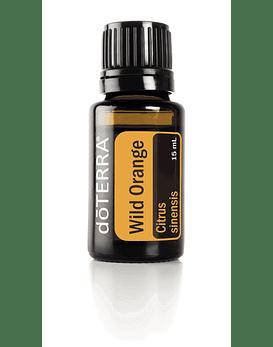 Óleo Essencial de Wild Orange (Laranja Brava) - 15 ml