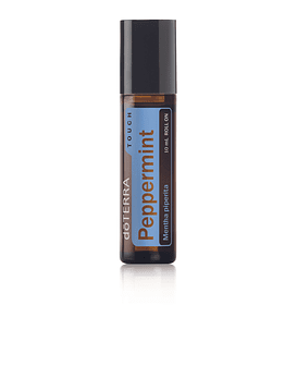 Óleo Essencial Peppermint (Hortelã-Pimenta) Touch Roll-On - 10 ml