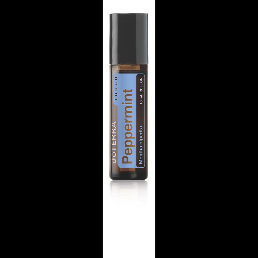 Óleo Essencial Peppermint (Hortelã-Pimenta) Touch Roll-On - 10 ml